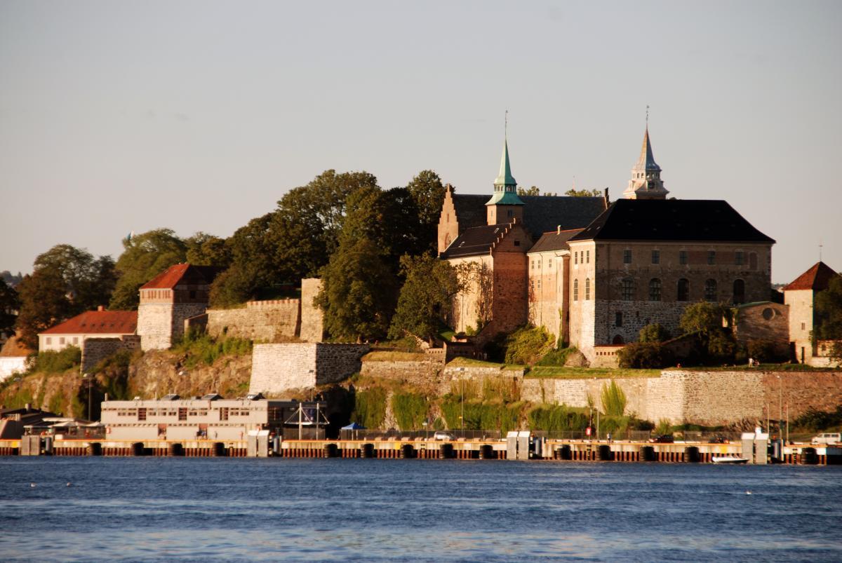 La Fortaleza Akershus