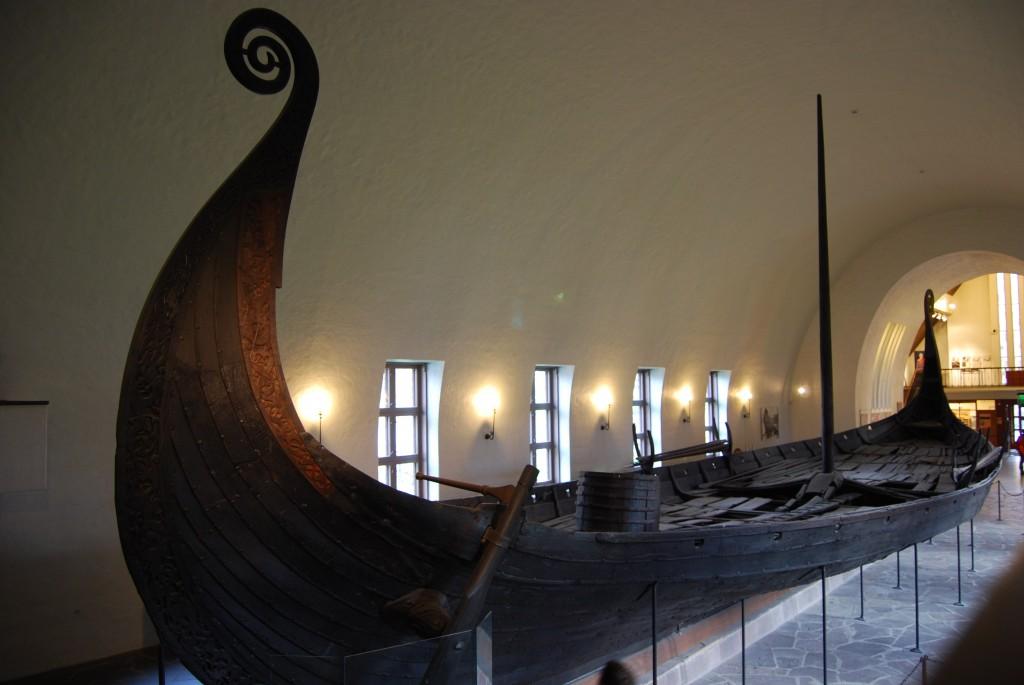 El Museo de los Barcos Vikingos