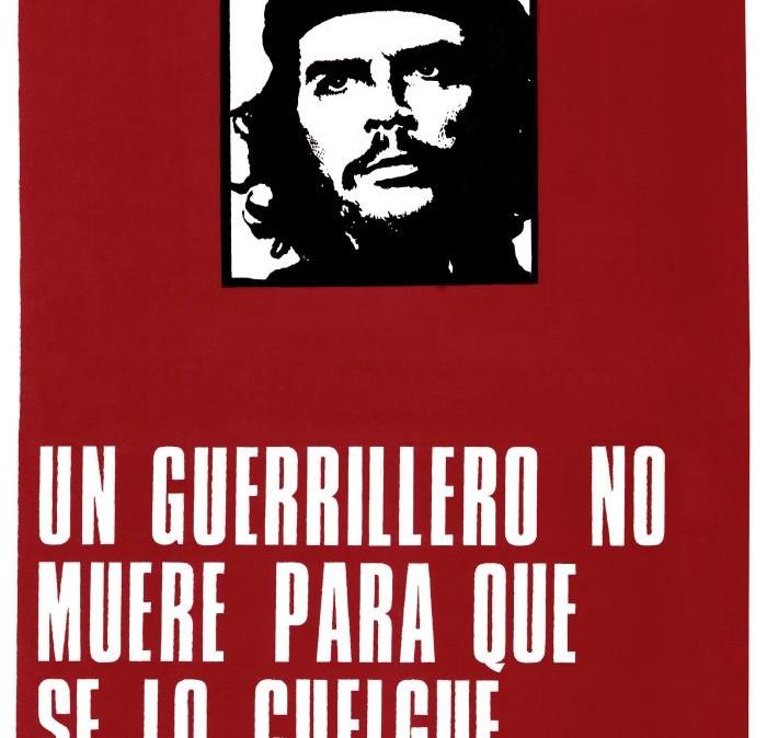Roberto Jacoby, Un guerrillero no muere para que se lo cuelgue en la pared, 1968.