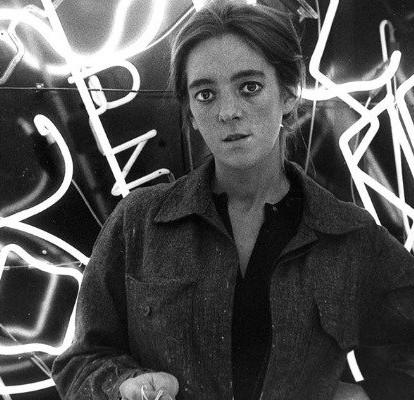 Marta Minujín en La Menesunda 1965.